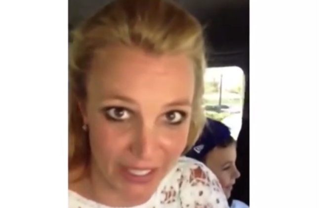 britney-spears-woodie-woodpecker-impression